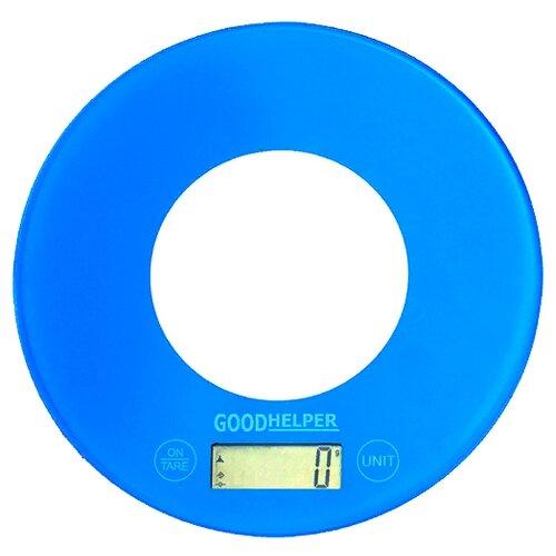 Кухонные весы Goodhelper KS-S03 синий