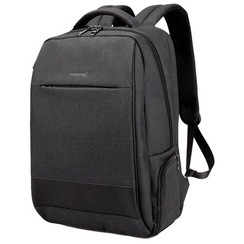 Рюкзак Tigernu T-B3516 темно-серый рюкзак tigernu t b3515 серый 15 6