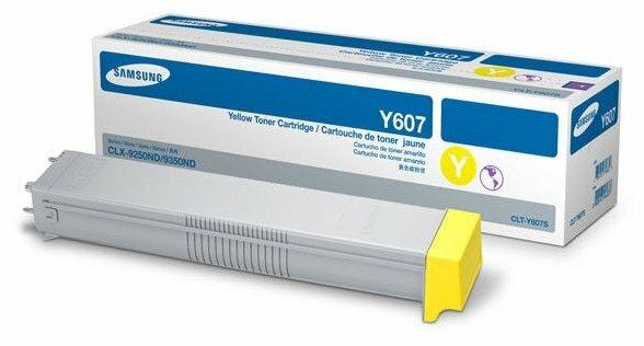 Картридж Samsung CLT-Y607S — купить по выгодной цене на Яндекс.Маркете