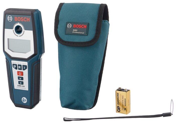 Детектор Bosch GMS 120 Professional