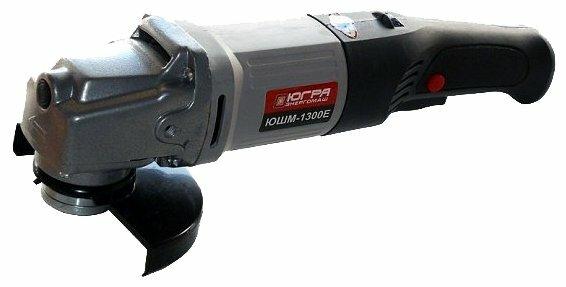 УШМ Югра Энергомаш ЮШМ-1300 Е, 1300 Вт, 125 мм
