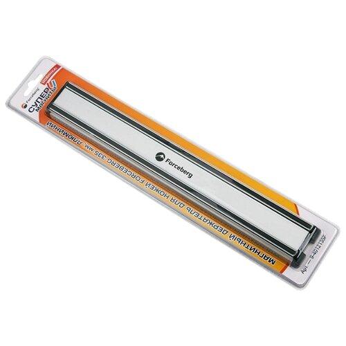 Forceberg Магнитный держатель для ножей 33,5 см серебристыйПодставки для ножей<br>