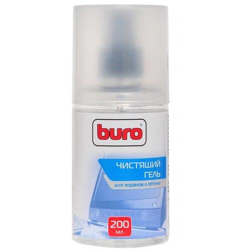 Фото - Набор Buro BU-Gscreen чистящий гель+многоразовая салфетка для экрана, для оптики yves rocher yves rocher парфюмированный гель для душа hoggar