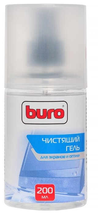 Набор Buro BU-Gscreen чистящий гель+сухая салфетка для экрана, для оптики