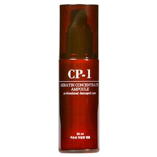 Купить Esthetic House Концентрированная эссенция для волос на основе кератина CP-1 Keratin Concentrate Ampoule, 80 мл