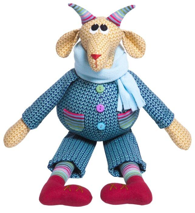 Малиновый слон Набор для изготовления мягкой игрушки Козлик Моня (ТК-020)