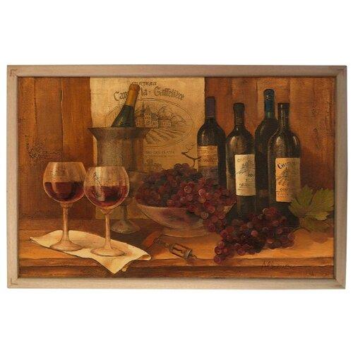 Поднос Gift'n'Home TR (бук) винтажные вина