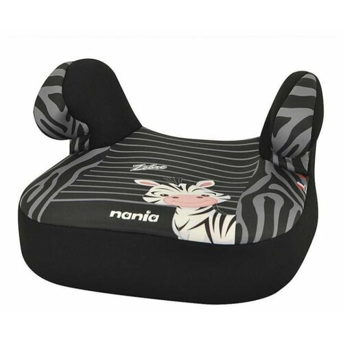 Бустер группа 2/3 (15-36 кг) Nania Dream Animals, zebre бустер nania topo eco black red