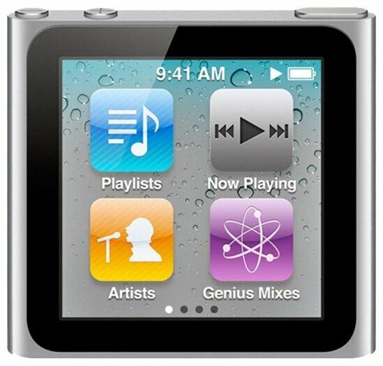 Плеер Apple iPod nano 6 8Gb