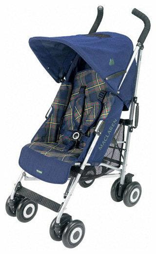 Прогулочная коляска Maclaren Owen