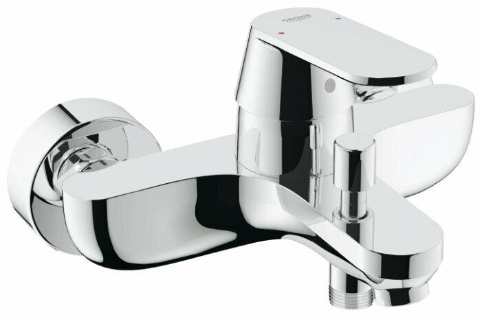 Смеситель для ванны с душем Grohe Eurosmart 32831000 однорычажный хром
