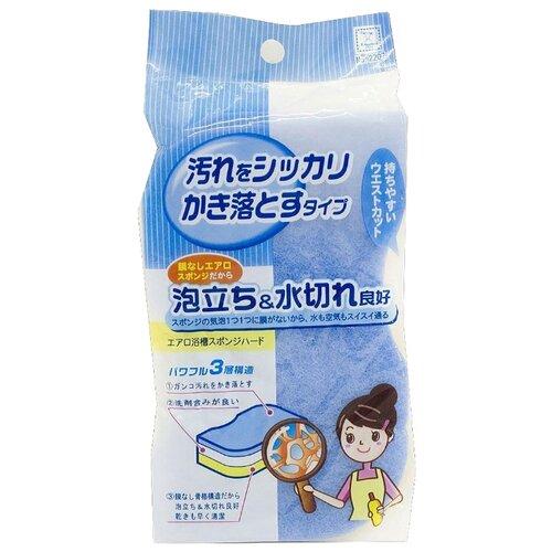 Губка для ванной Kokubo Aero sponge жесткая
