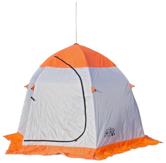 Палатка Кедр Кедр-4 трёхслойная — купить по выгодной цене на Яндекс.Маркете