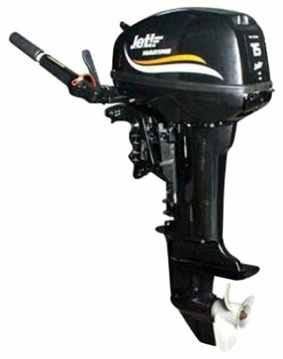 Мотор подвесной лодочный HDX T 9,9 BMS R-Series, 2-х тактный