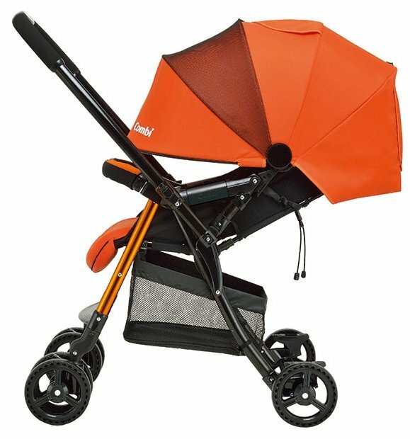 Прогулочная коляска Combi Urban Walker Lite