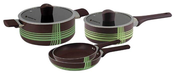 Набор посуды Polaris Allure Al-06S - 6 предметов