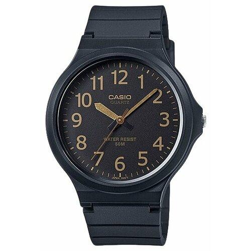 Наручные часы CASIO MW-240-1B2 наручные часы casio mw 240 4b