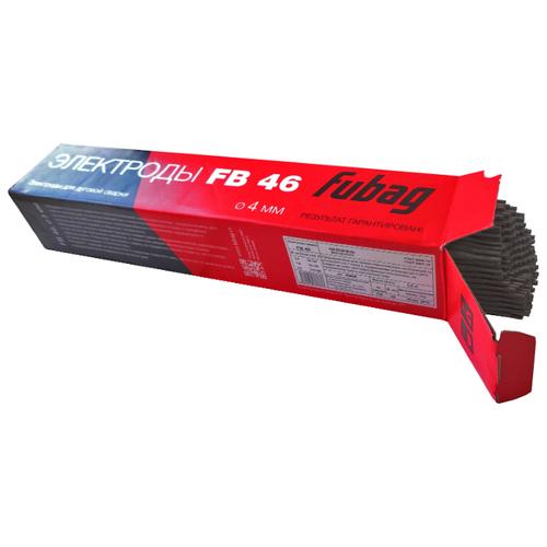 Электроды для ручной дуговой сварки Fubag FB46 4мм 5кг