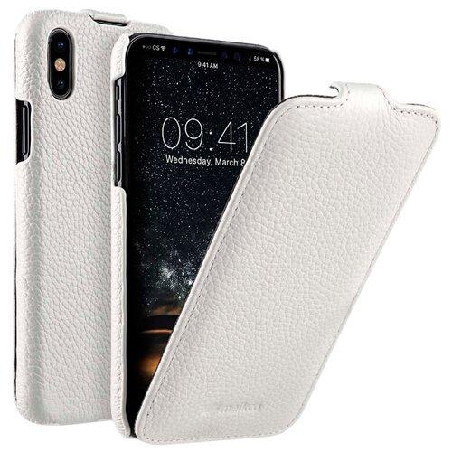 Купить Чехол Melkco Jacka Type для Apple iPhone X/Xs белый