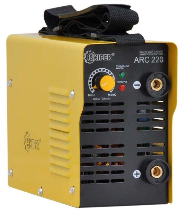 Сварочный аппарат Skiper ARC-220 (MMA)