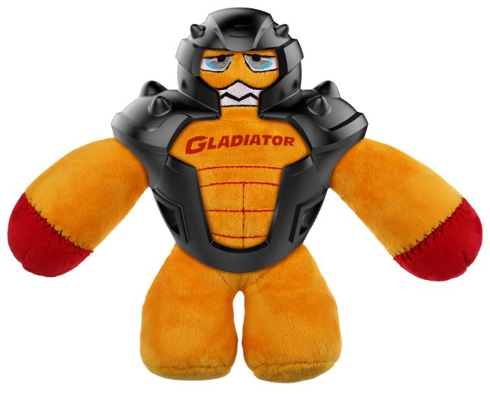 Игрушка для собак GiGwi Gladiator в резиновом шлеме (75448)