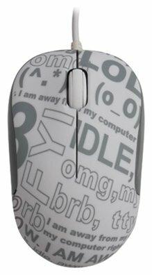 Мышь G-CUBE GLCR-330S Grey USB