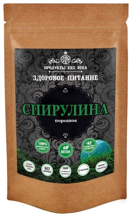 Продукты ХХII века Спирулина, порошок, 50 г