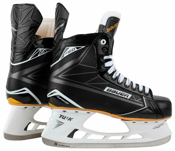 Коньки хоккейные bauer supreme s160 bth14 yth
