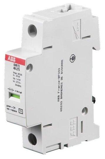Устройство защиты от перенапряжения для систем энергоснабжения ABB 2CTB804201R1100