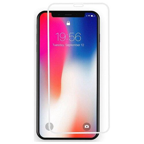 Защитное стекло UVOO 5D Full Screen для iPhone X/XS белыйЗащитные пленки и стекла<br>