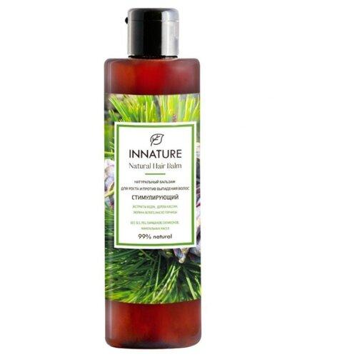 Innature бальзам натуральный Стимулирующий для роста и против выпадения волос, 250 млОполаскиватели<br>