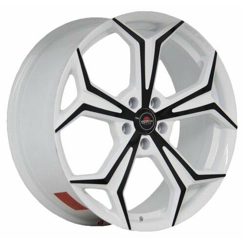 Фото - Колесный диск Yokatta Model-20 7x17/5x114.3 D64.1 ET50 W+B колесный диск yokatta model 27 7x17 5x114 3 d64 1 et50 w b