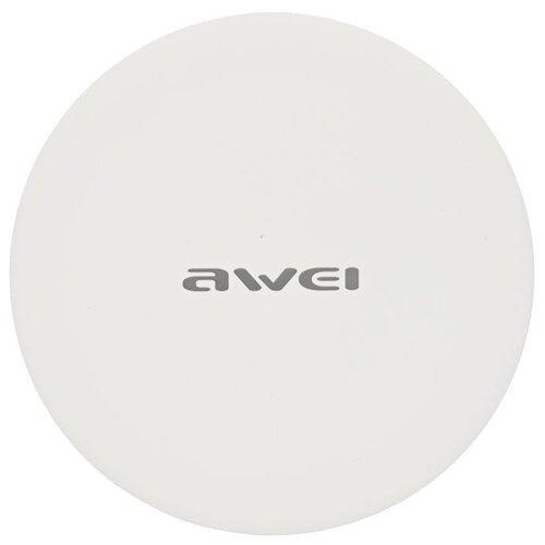 Купить Беспроводная сетевая зарядка Awei W5 белый