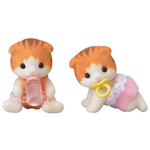 Купить Игровой набор Sylvanian Families Рыженькие котята-двойняшки 5292, Игровые наборы и фигурки