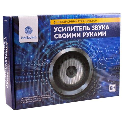 Набор Intellectico Электронный конструктор. Усилитель звука своими руками (1001)