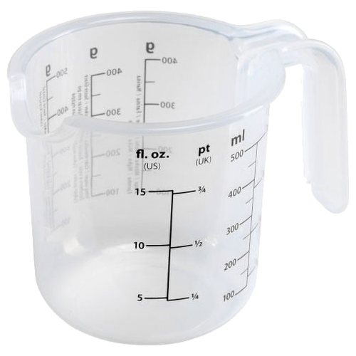 Tescoma Мерный стакан Delicia (630406) 500 мл прозрачная