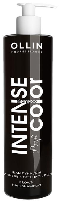 Шампунь OLLIN Professional Intense Profi Color для волос коричневых оттенков