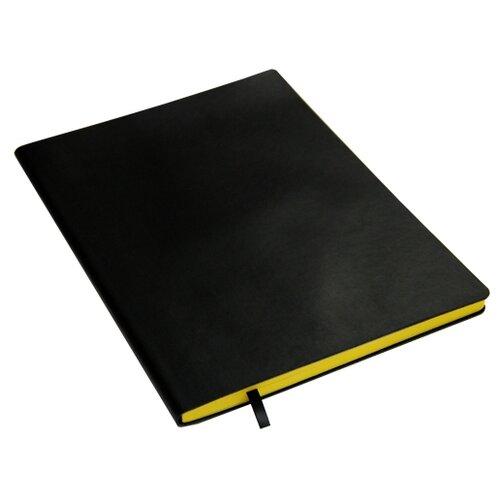 Unnika land Тетрадь In Black в клетку, 80 л., желтый, Тетради  - купить со скидкой