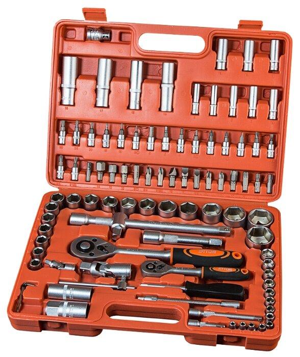 Набор инструментов и оснастки OTTOM 91003