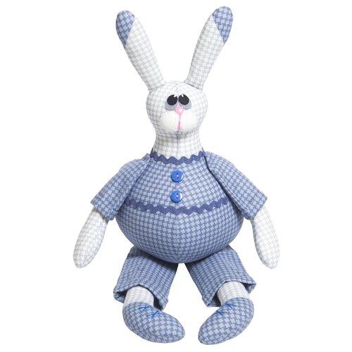 Купить Малиновый слон Набор для изготовления мягкой игрушки Зайка Арсений (ТК-022), Изготовление кукол и игрушек