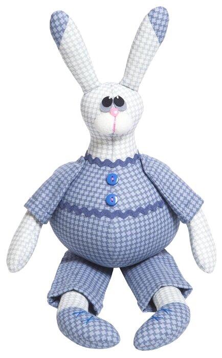 Малиновый слон Набор для изготовления мягкой игрушки Зайка Арсений (ТК-022)