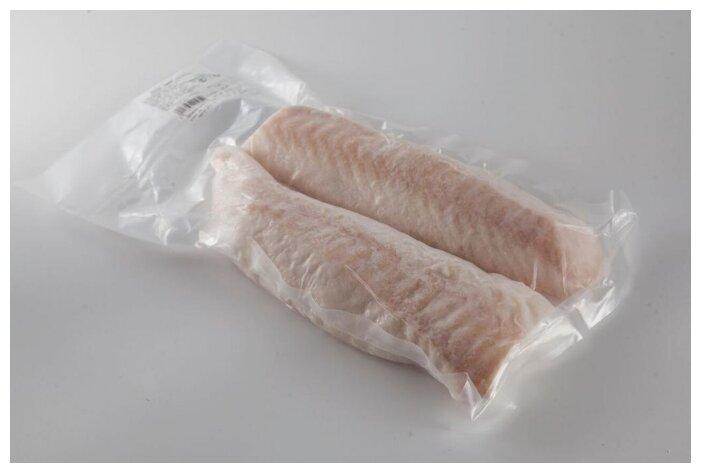ВкусВилл Замороженная треска филе спинка 600 г