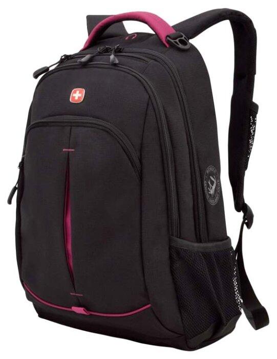 Рюкзак Wenger Pink-Black 3165208408
