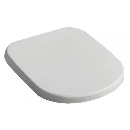 Крышка-сиденье для унитаза Ideal STANDARD Tempo T6799 белый крышка сиденье для унитаза ideal standard tempo t6799 белый