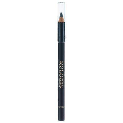 Relouis Контурный карандаш для глаз с витамином E, оттенок 01 черный