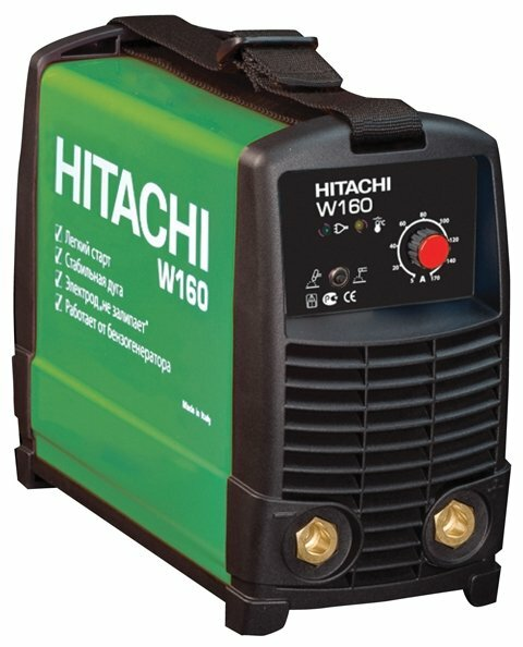 Сварочный аппарат Hitachi W160 (TIG, MMA)
