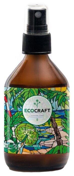 EcoCraft Тоник для жирной и проблемной кожи