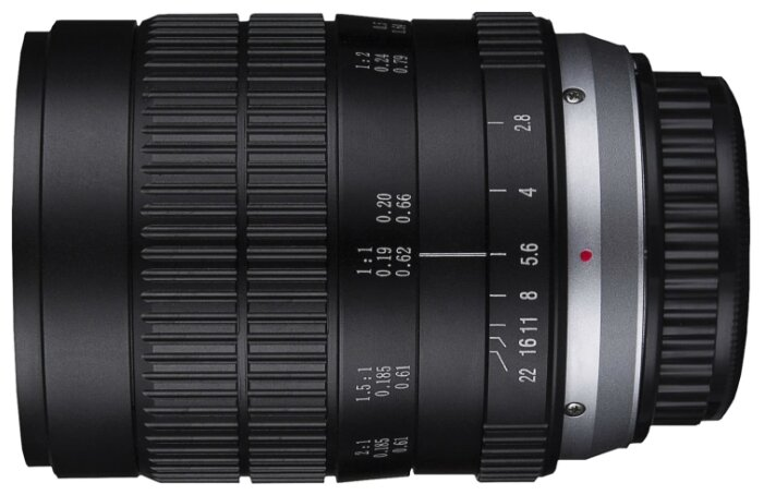 Объектив Laowa 60mm f/2.8 2X Ultra-Macro Canon EF