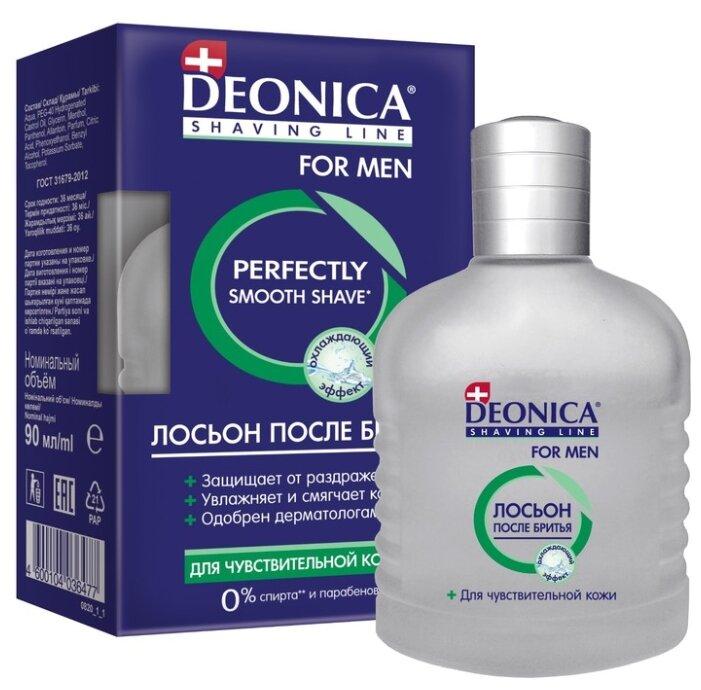 Лосьон после бритья для чувствительной кожи Deonica