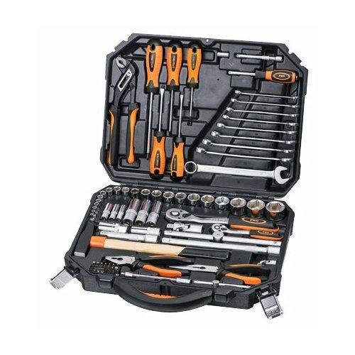 Фото - Набор инструментов Startul (80 предм.) PRO-080A черный/оранжевый набор инструментов sparta 6 предм 13540 черный оранжевый